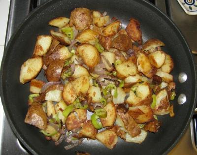 Potatopepperonion
