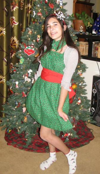 Christmasdress