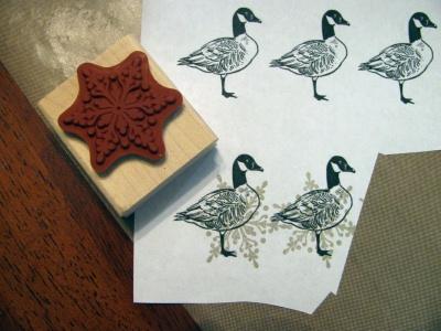 Goosestamp